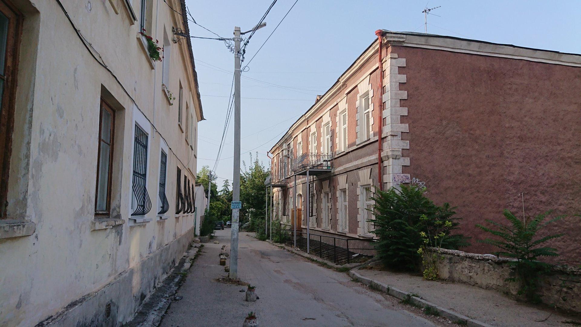 севастополь ул луначарского фото меловые краски отличаются
