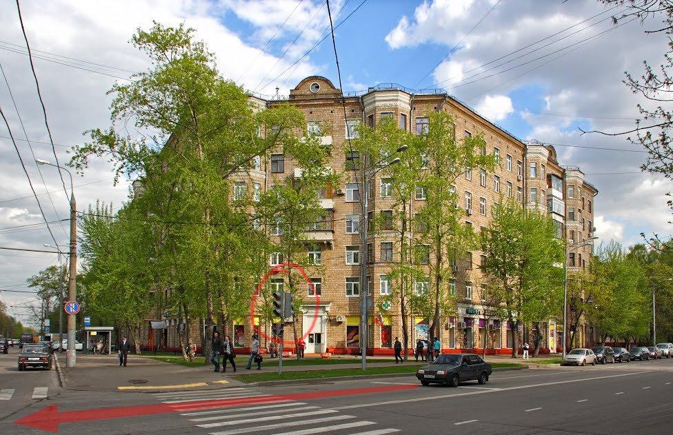 Юридический адрес по ИФНС 20, Москва, Перовская улица, 26к1 | 631x976