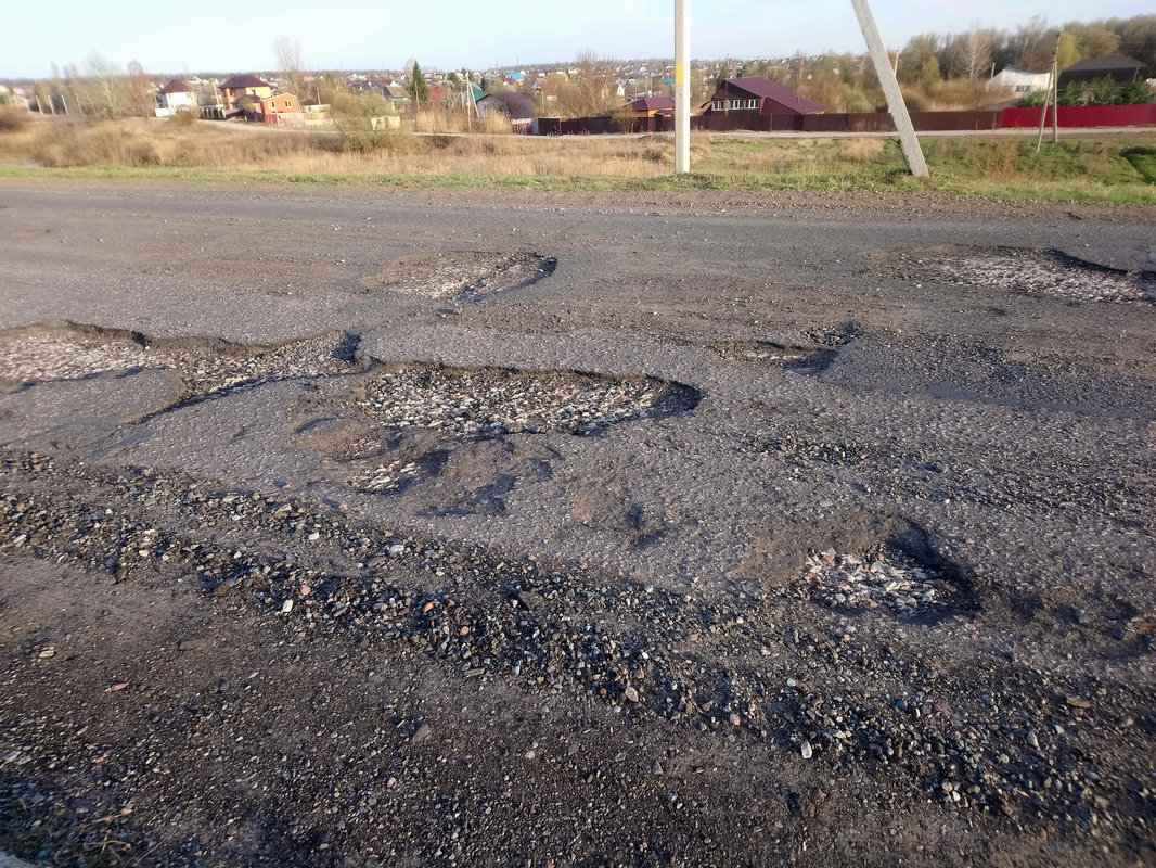 Благодаря проекту «Карта убитых дорог» в Курске отремонтируют 17 улиц